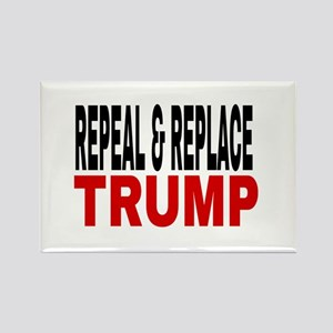 Repeal & Replace Trump Magnets