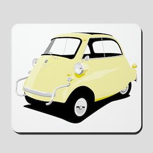 Fullerton Isetta Mousepad