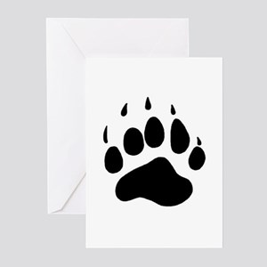 Bear Claw Greeting Cards (Pk of 10)