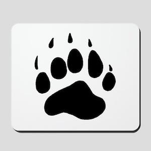 Bear Claw Mousepad