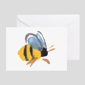 bee2 Greeting Card
