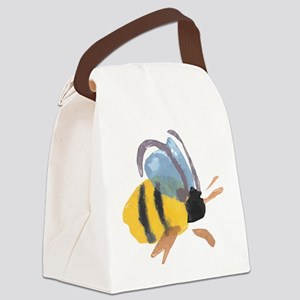 bee2 Canvas Lunch Bag