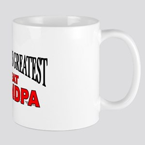 """The World's Greatest Great Grandpa"" Mug"