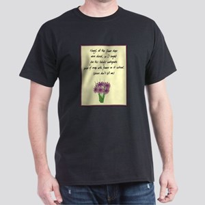 Desperation Flowers Dark T-Shirt