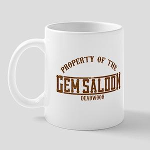 Saloon Mug