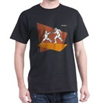 Foil attack Dark T-Shirt
