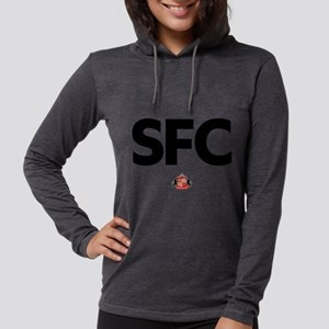 Sunderland SFC Womens Hooded Shirt