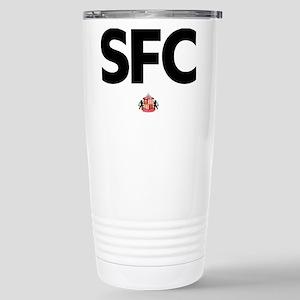 Sunderland SFC 16 oz Stainless Steel Travel Mug