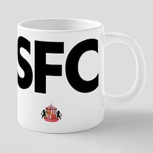 Sunderland SFC 20 oz Ceramic Mega Mug