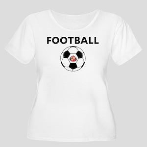 Sunderland So Women's Plus Size Scoop Neck T-Shirt