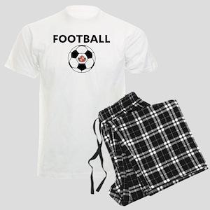 Sunderland Soccer Ball Men's Light Pajamas