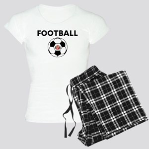 Sunderland Soccer Ball Women's Light Pajamas