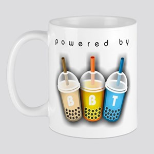 Powered By BBT Mug