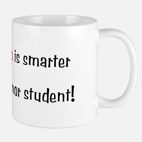 My Peekapoo is smarter... Mug