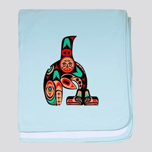 GUARD THE SHORE baby blanket
