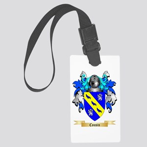 Cousin Large Luggage Tag