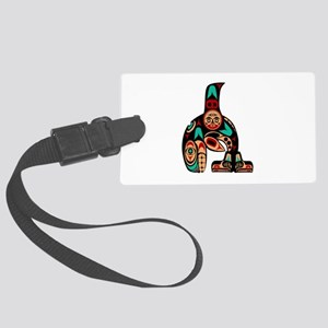 GUARD THE SHORE Luggage Tag