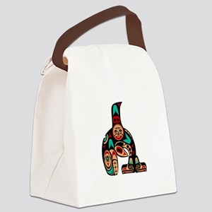 GUARD THE SHORE Canvas Lunch Bag