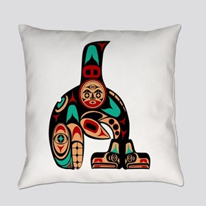 GUARD THE SHORE Everyday Pillow