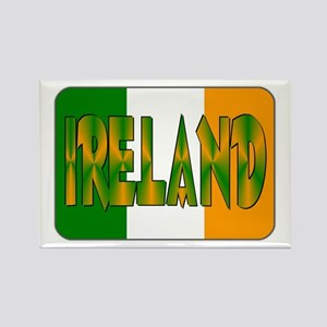 ...Ireland... Oblong Magnet