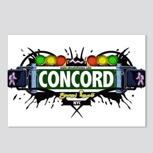 Concord Staten Island NYC (White) Postcards (Packa