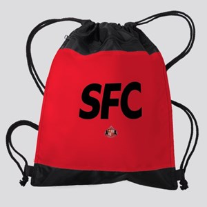 Sunderland SFC dark-full bleed Drawstring Bag