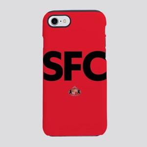 Sunderland SFC dark-full bleed iPhone 7 Tough Case