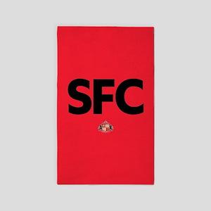 Sunderland SFC dark-full bleed Area Rug