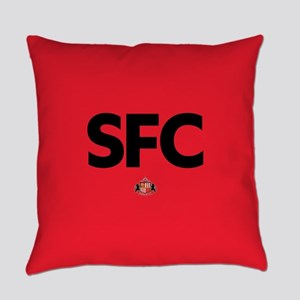 Sunderland SFC dark-full bleed Everyday Pillow