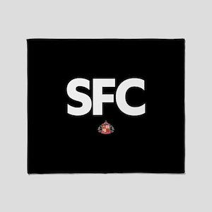 Sunderland SFC -full bleed Throw Blanket