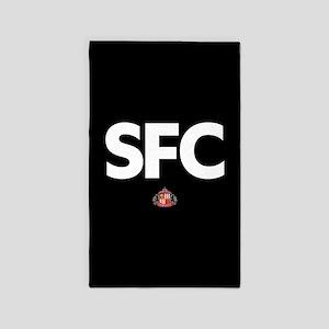 Sunderland SFC -full bleed Area Rug
