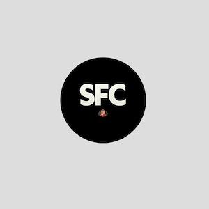 Sunderland SFC -full bleed Mini Button