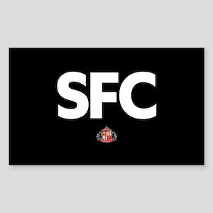 Sunderland SFC -full bleed Sticker (Rectangle)