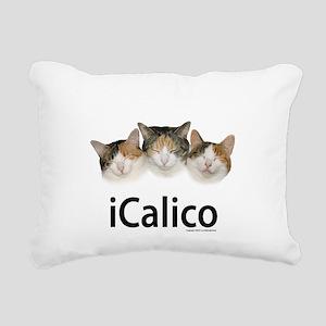 iCalico Rectangular Canvas Pillow