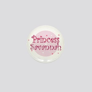 Savannah Mini Button