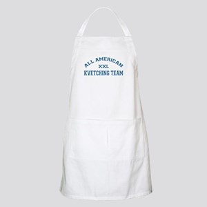 AA Kvetching Team BBQ Apron