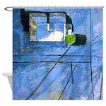 Vintage Matisse Abstract Art Shower Curtain