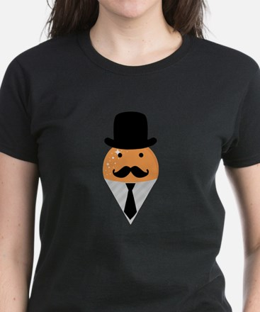 Orange Snow Cone Man T-Shirt