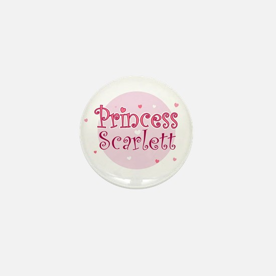 Scarlett Mini Button