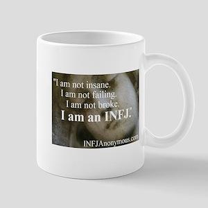 I am an INFJ Mug