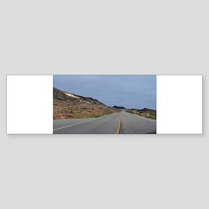 Highway 1 Big Sur Bumper Sticker
