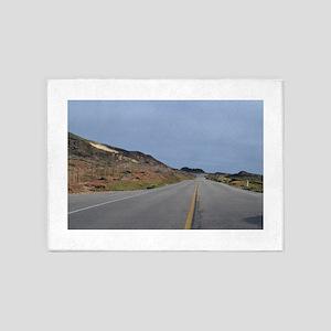 Highway 1 Big Sur 5'x7'Area Rug