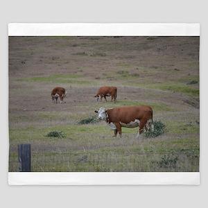 Cows King Duvet