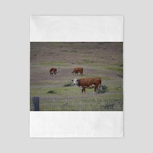 Cows Twin Duvet