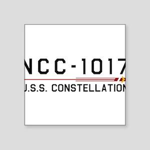 USS Constellation Dark Sticker