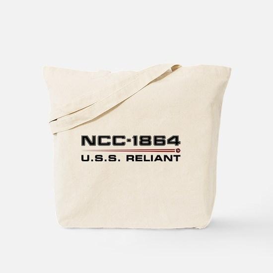 USS Reliant Dark Tote Bag