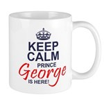 Prince George is Here Mug