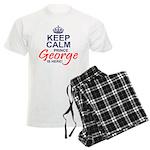 Prince George is Here Pajamas