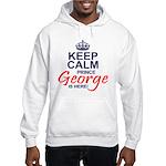 Prince George is Here Hoodie
