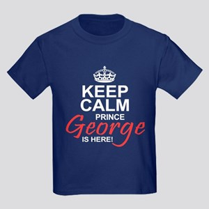 Prince George is Here T-Shirt